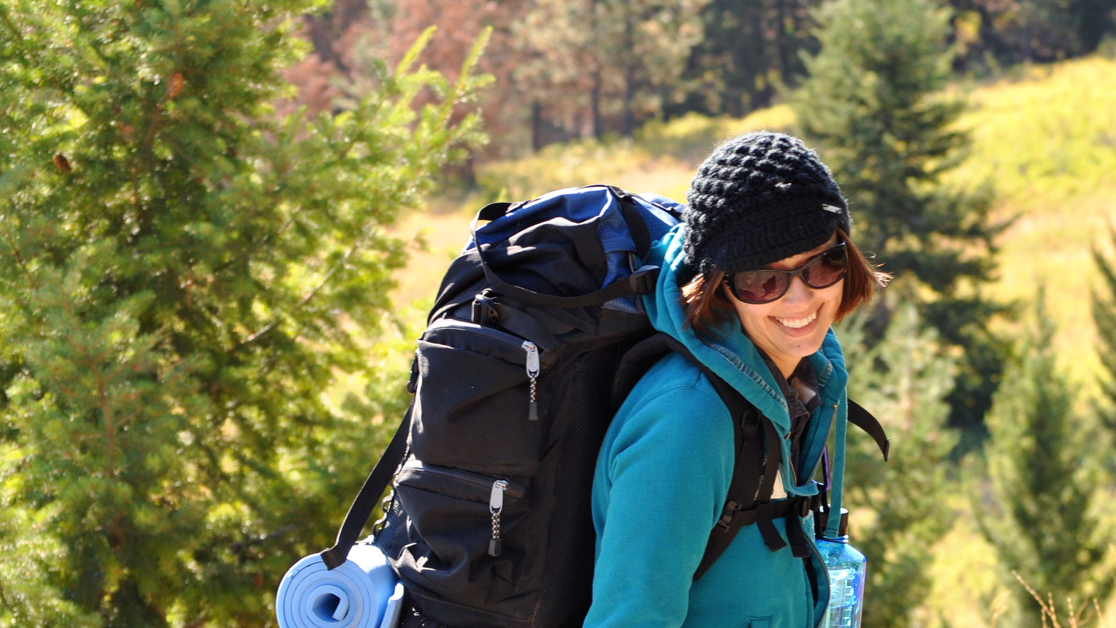 Backpacking Montana Sluice Boxes State Park